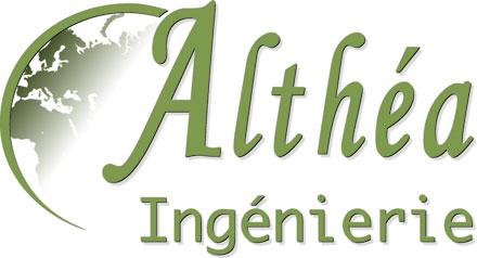 Althéa Ingénierie Retina Logo