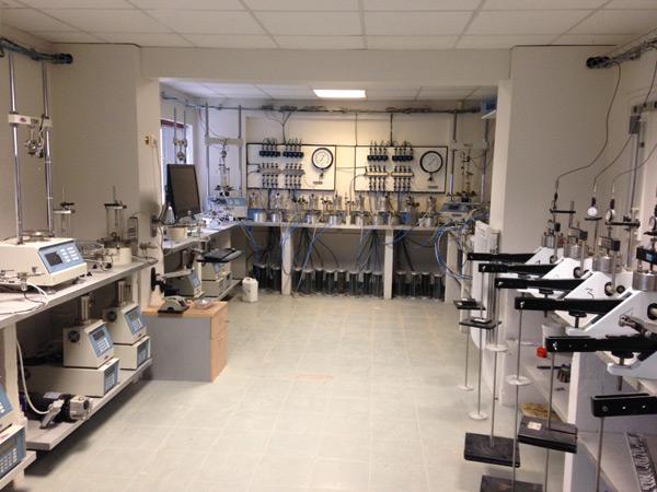 Althéa-ingénierie - Forage et essais laboratoire