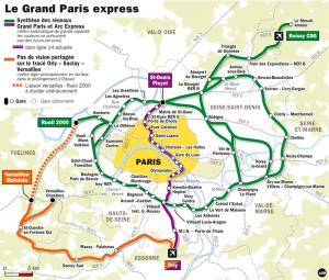 Althéa Ingénierie réalise les études géotechniques pour le projet du Grand Paris Express